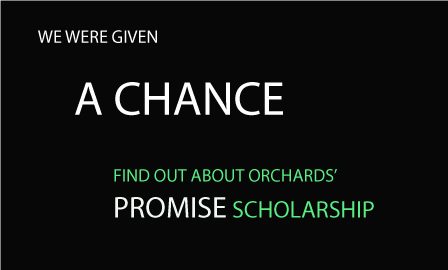 Orchards Promise Scholars – Back to School