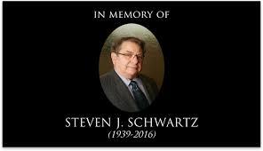 In Memory of Steven J. Schwartz